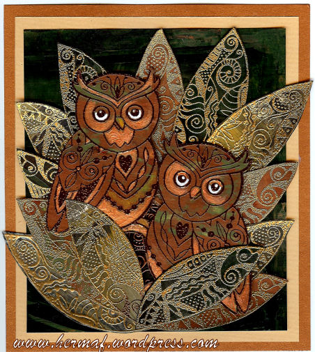 MSRS Blog Hop Owls